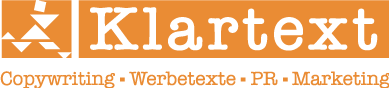 Klartext –  Copywriting, Werbetexte, PR & Marketing